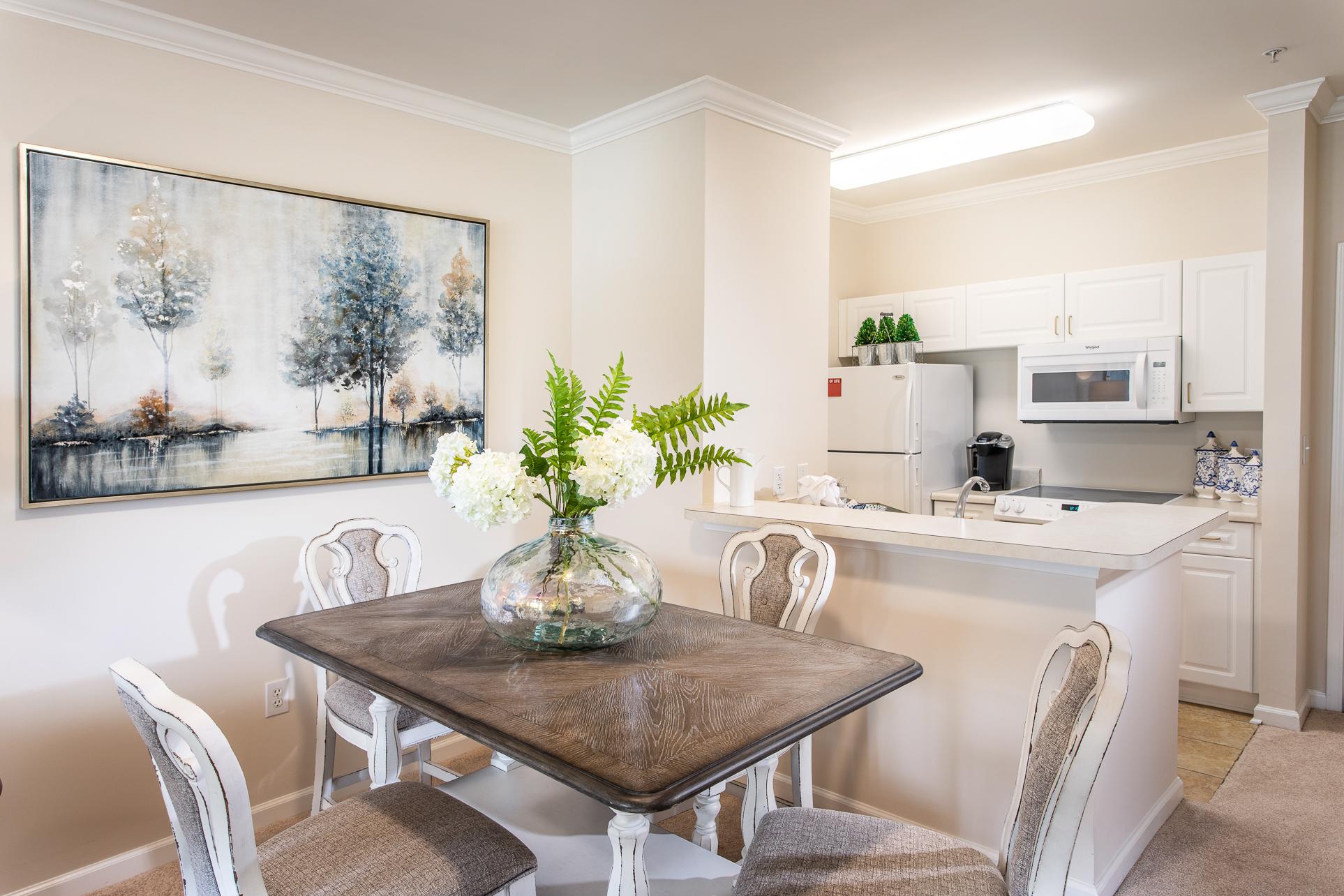 Teem One Bedroom Kitchen