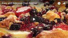 Fruit Cobbler