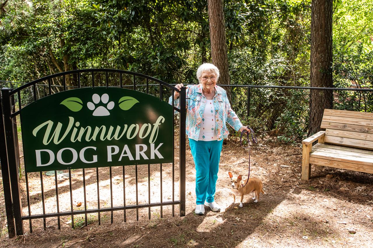 WinnWoof Dog park